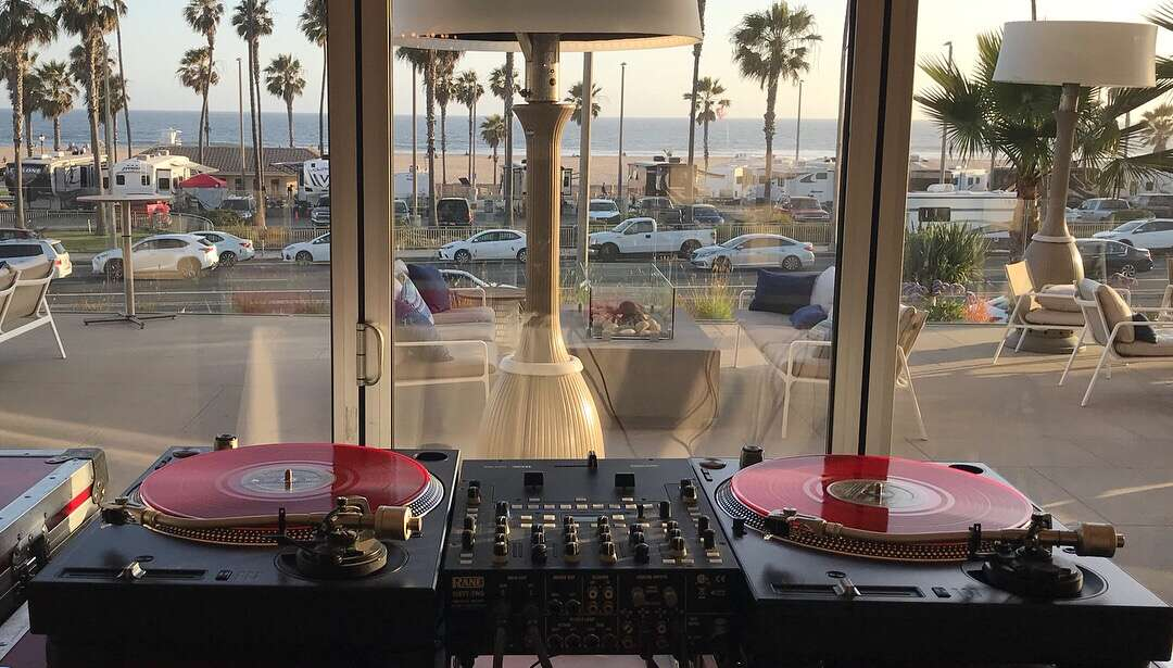 Long Beach Wedding DJ