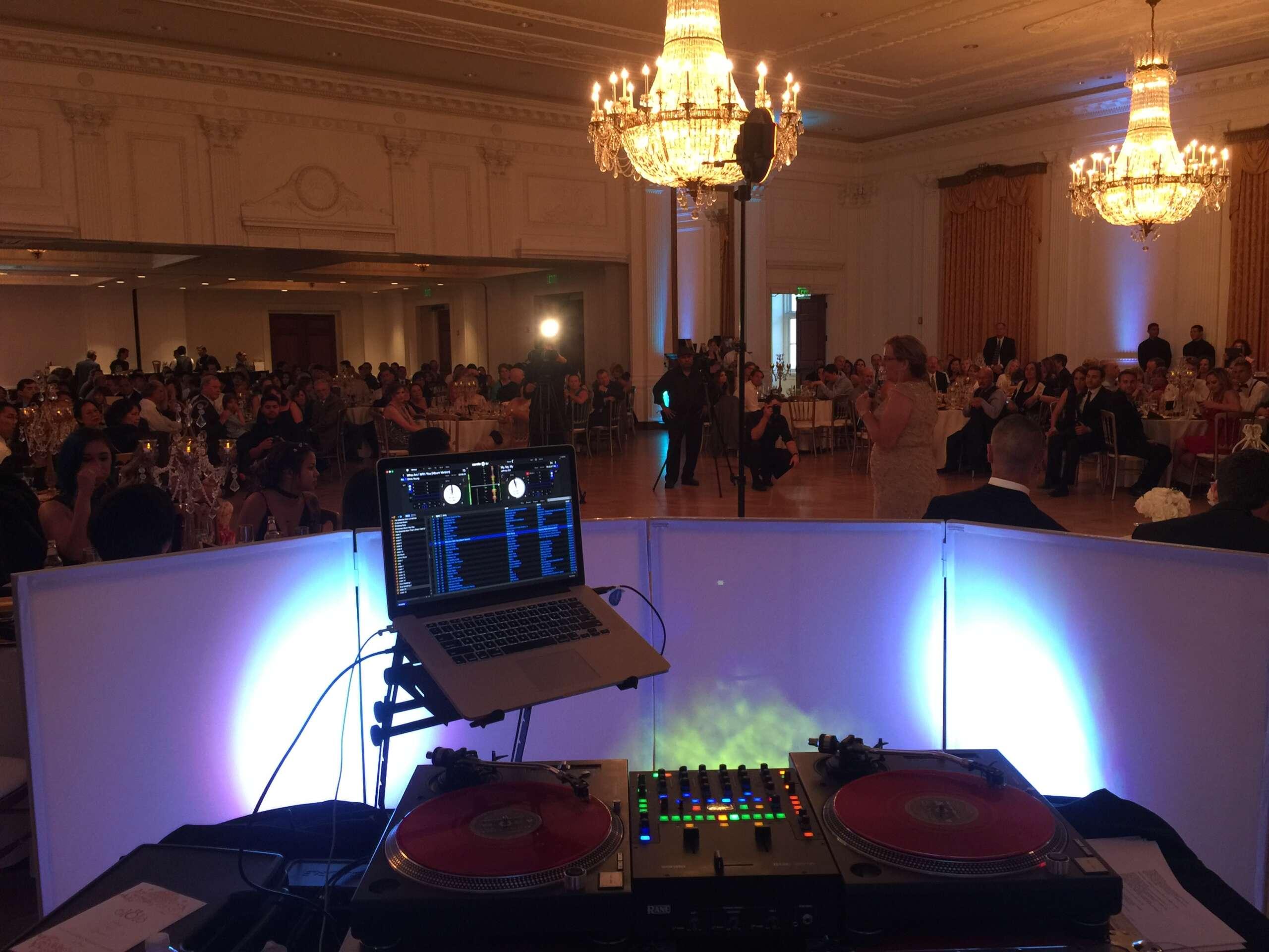 Wedding DJ Costa Mesa Orange County DJ Hustle Events Entertainment DJ Service