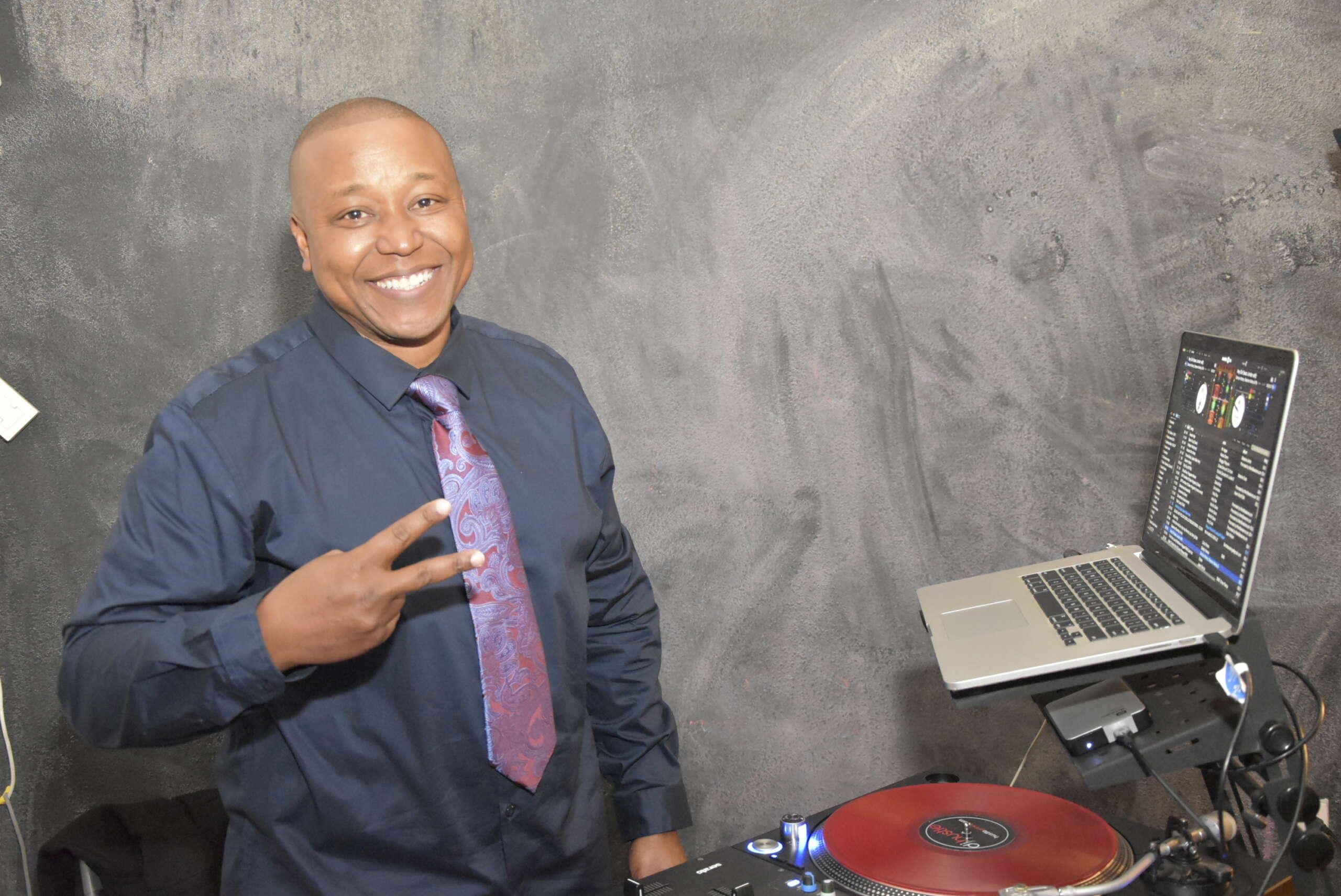 Introducing DJ Hustle, DJ, Producer, Artist, Photographer, Actor and Author