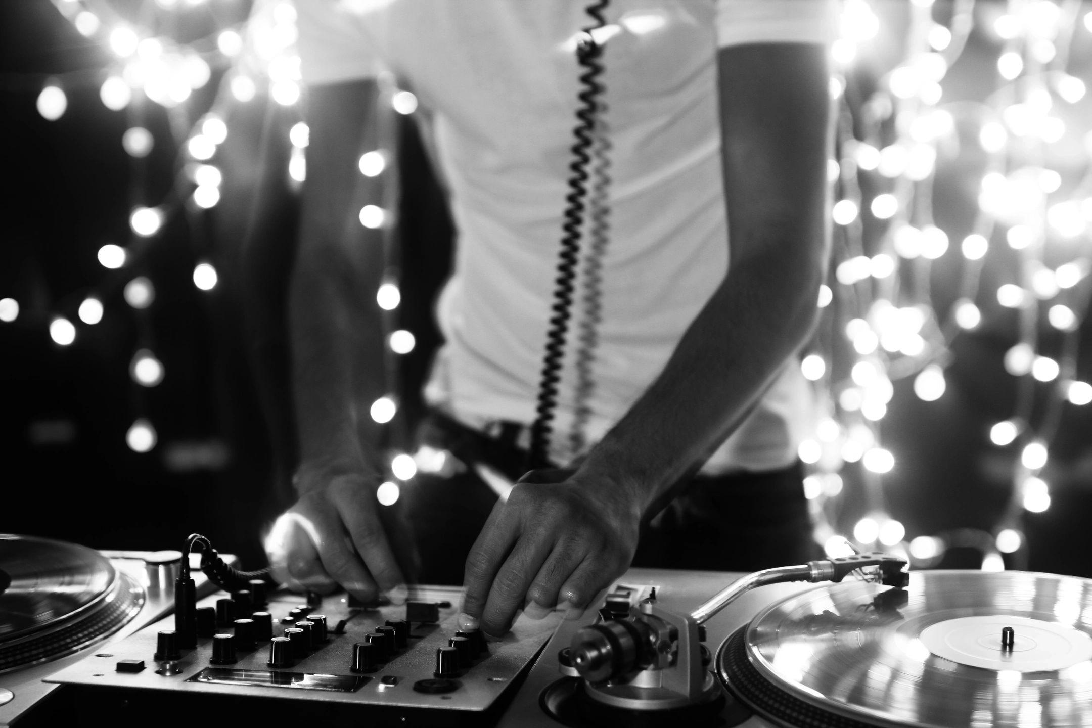 Long Beach DJ Entertainment Hustle Events DJ Service DJ Hustle