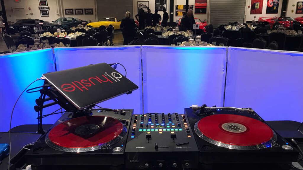 Long Beach Wedding DJ Service Hustle events Entertainment DJ Service