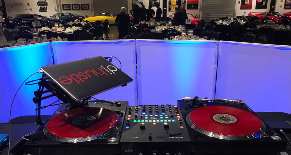 Hustle Events Best DJ Service DJ Hustle