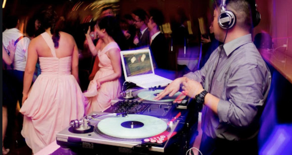 Wedding DJ Southern California
