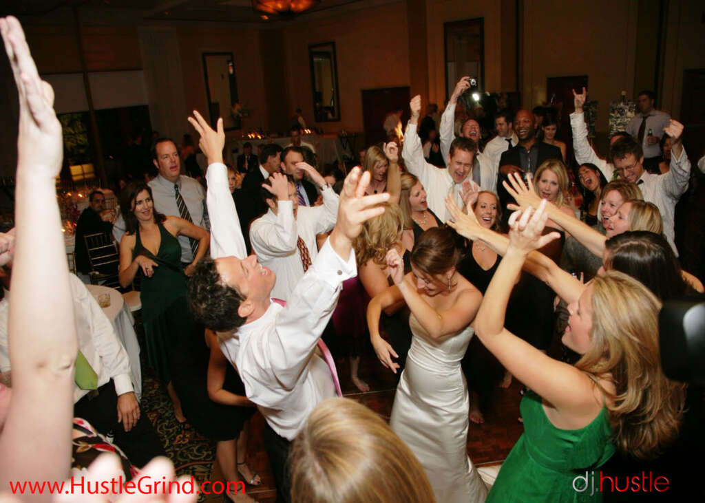 Hire Hustle Events for Your Weddings
