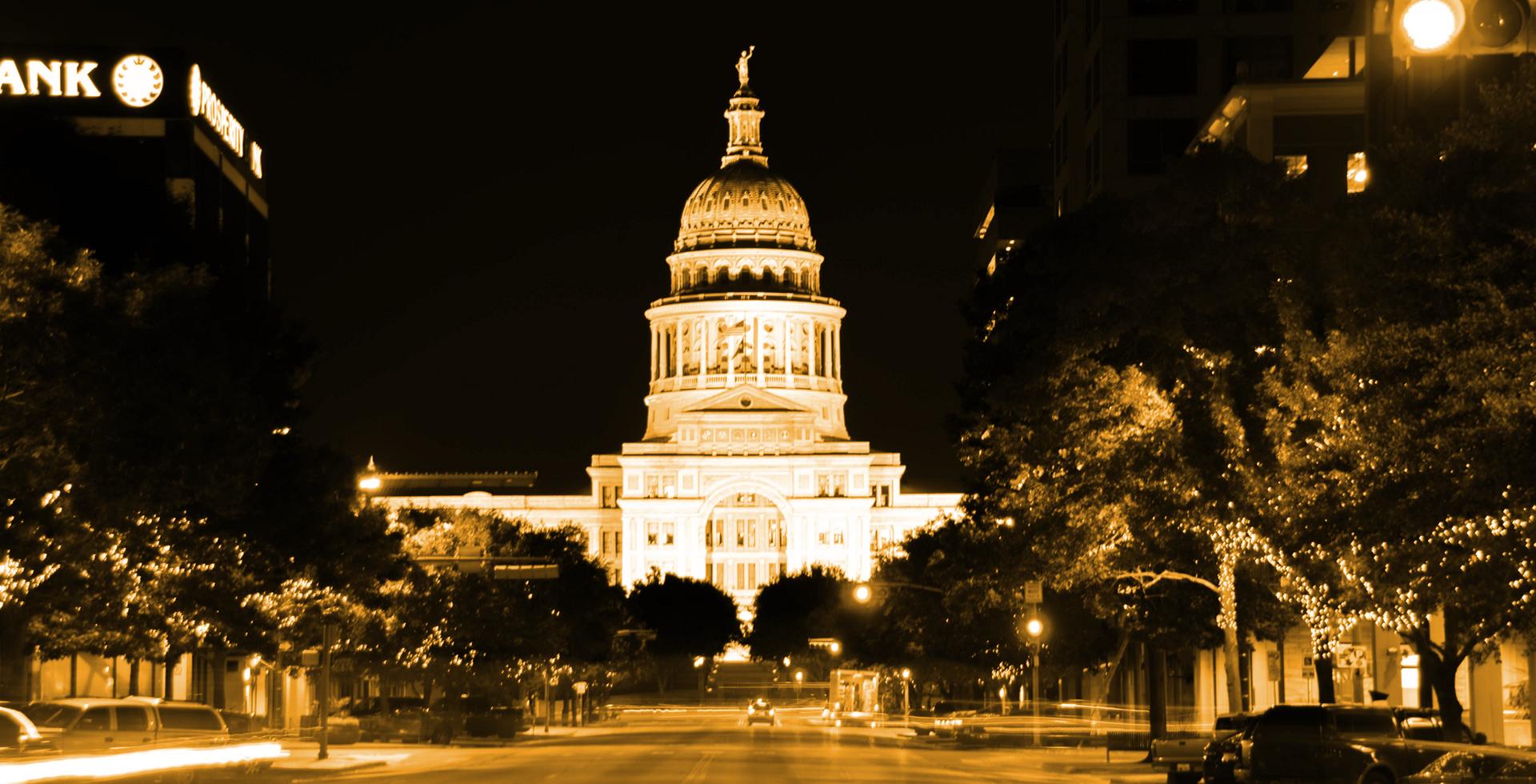 Austin City Capitol