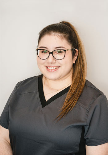 an image of dental hygienist anastasia