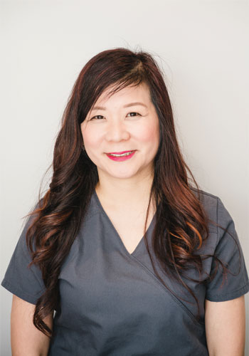 an image of dental hygienist patsy