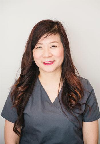 an image of dental hygienist patsy
