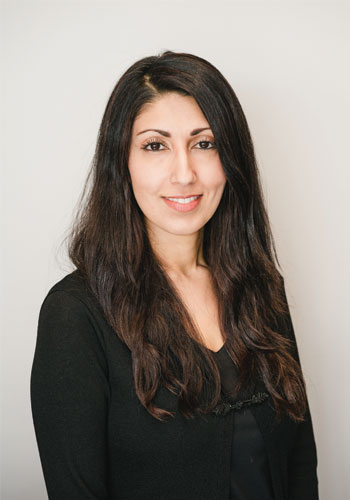 an image of dental hygienist polly