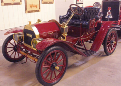 Chief's buggy. Ex – Owensville, IN.