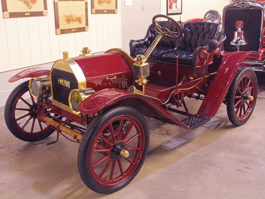 Chief's buggy. Ex – Owensville, IN.