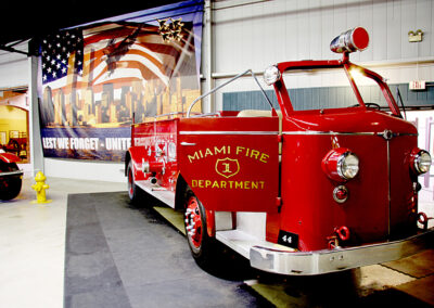 1951 Model 700 Triple Combination Fire Engine. Ex – Miami, AZ.