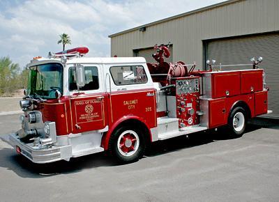 Model CF600 Engine Ex-Calumet City, IL.
