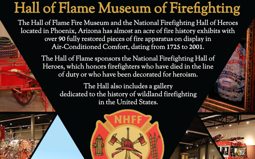 Hall of Flame is the World's Largest Fire Museum