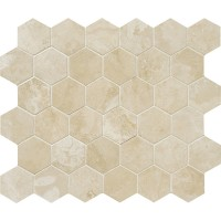 Ivory Hexagon