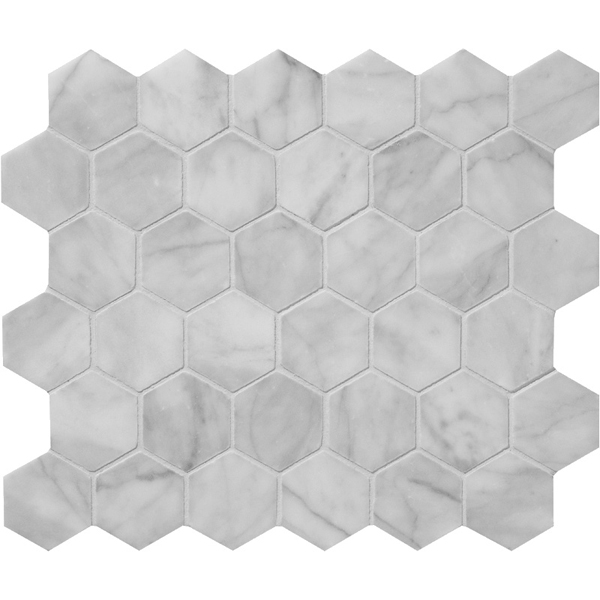 Avenza Hexagon Grey