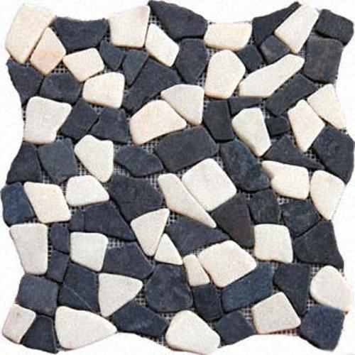 Mixed Flat Pebbles