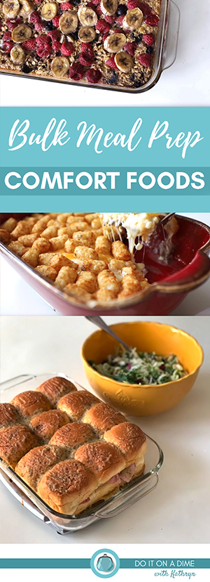 Today we are bulk cooking comfort food! Cook, prepare and organize with me. I hope you enjoy.