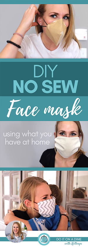 Today we are making DIY face masks. One option uses cotton pillowcase fabric as well as coffee filters. These are NOT a substitute for N-95 facemask, they only offer some protection.