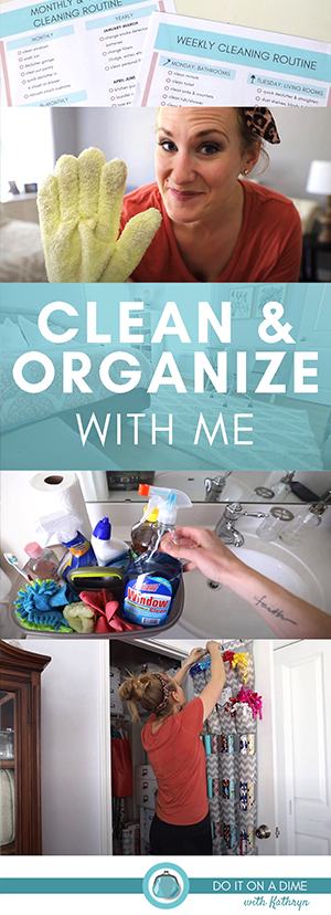 Today, we are deep cleaning the whole house! I hope this gives you some cleaning motivation. Yup, our guest bedroom was a DISASTER. So I tackled it!!