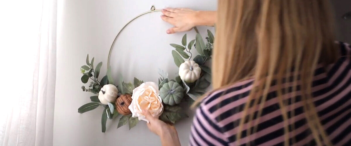 SHOP, ORGANIZE + DECORATE FOR FALL ON A DIME!