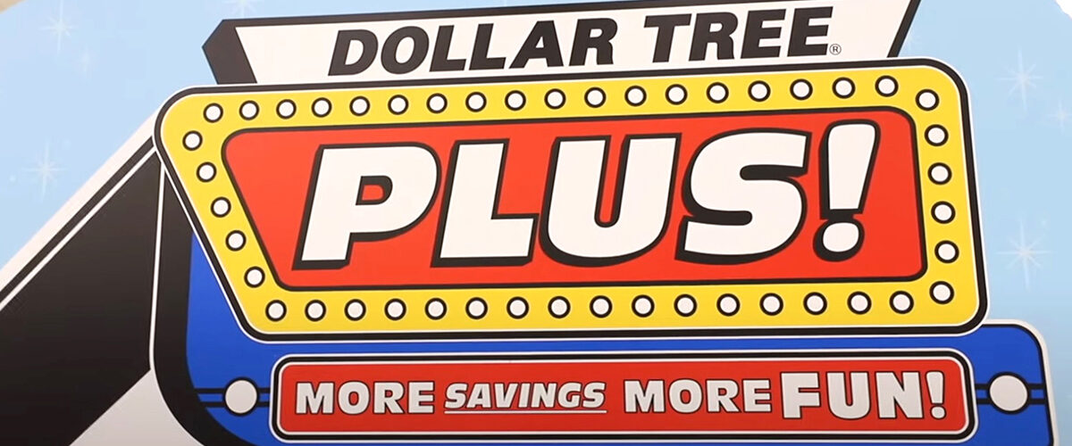 DOLLAR TREE PLUS IS HERE! 😱 What it's really all about
