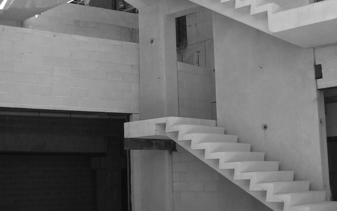 Stair Fabrication Begins with Thinking in Three Dimensions
