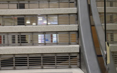 Elements of the Modern Steel Stair