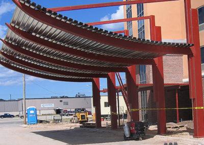 metal-awning-milwaukee-antique-center