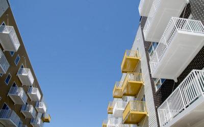 Powder Coated Aluminum Enhances Architectural Design