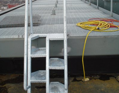 alternating-tread-ladder miscellaneous metals