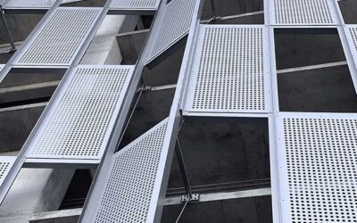 How to Add Functional Design to a Parking Structure