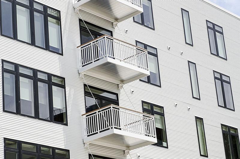 Bolt On Balcony System