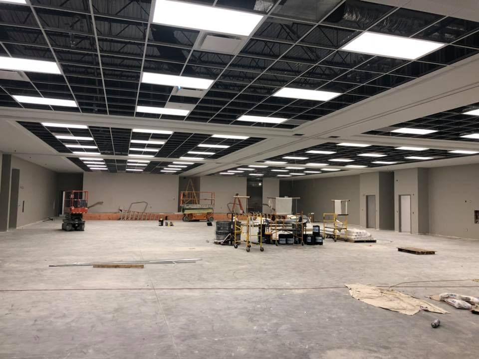 Commercial Interior Construction