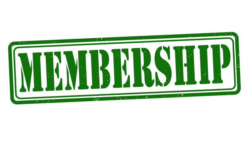 MEMBERSHIP HAS ITS PRIVILEGES