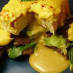 Vegan Eggs Benedict Recipe