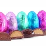 Gourmet Easter ^Bunnies^, Caramel Truffle Eggs,  & Chocolate Matzo Toffee
