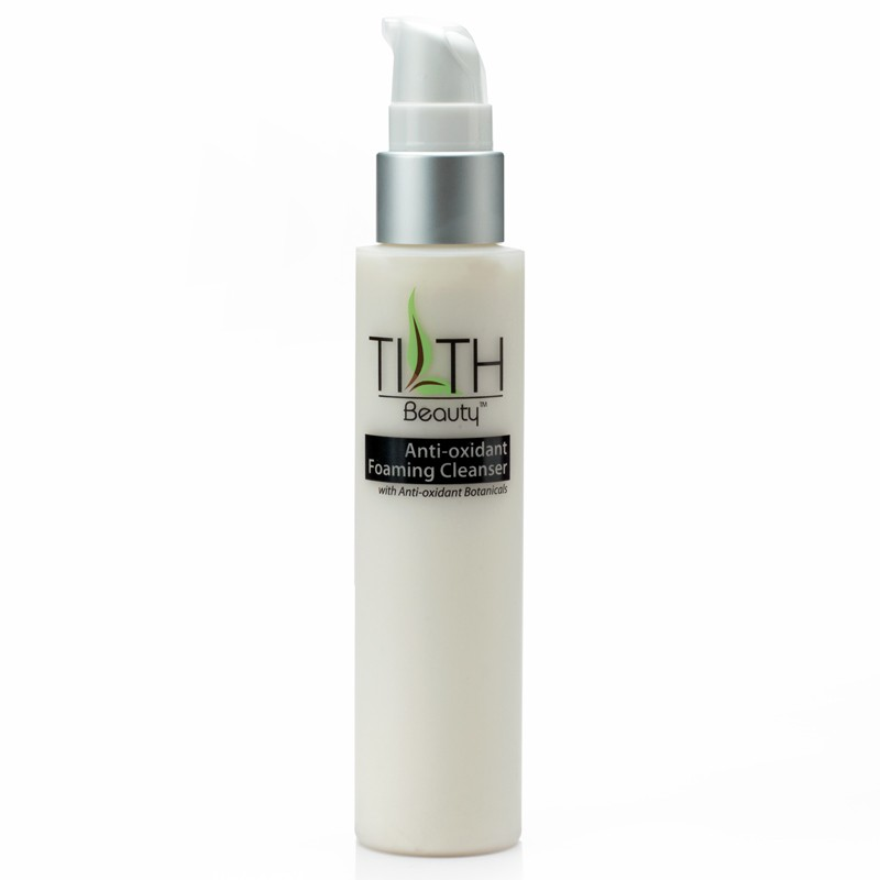 Anti-Oxidant Foaming Cleanser, $34 @tilthbeauty.com