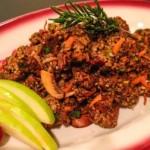 Gluten-Free Vegan Rosemary Oyster Mushroom Stuffing