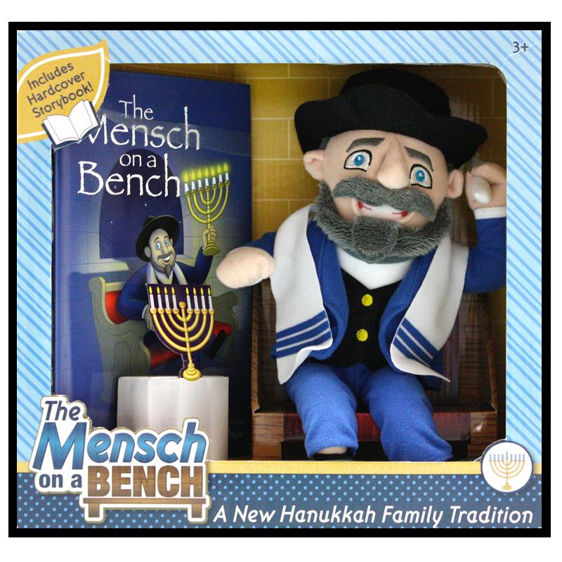 mensch on a bench, $36 @ themenschonabench.com