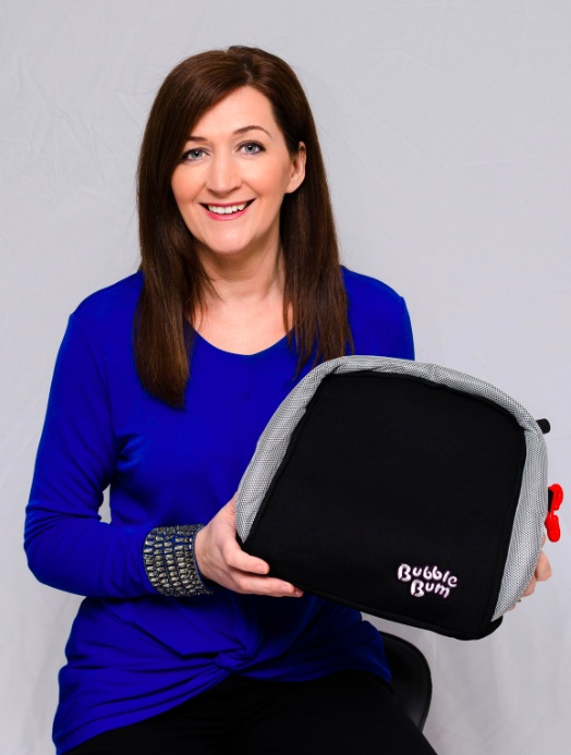Family Travel Expert & CPST Grainne Kelly, founder of BubbleBum: the first-ever inflatable car booster seat, has great tips for winter car safety.