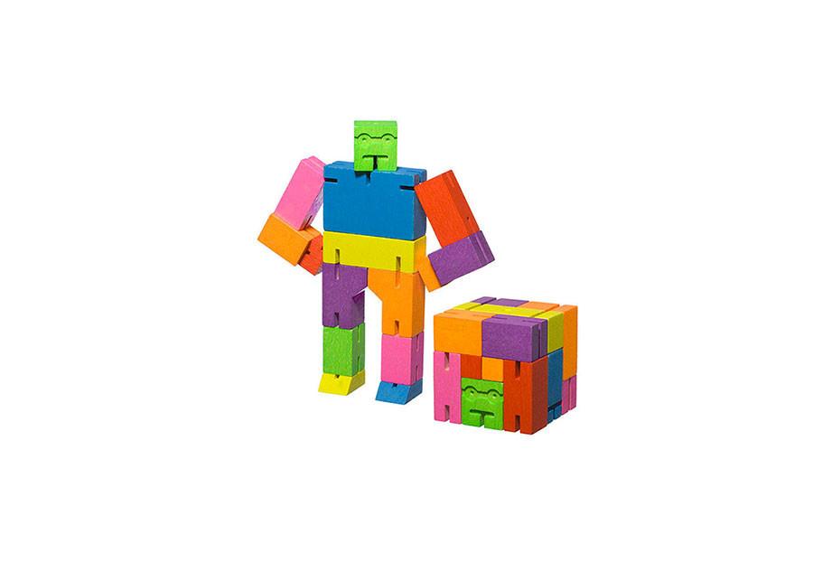 CubebotMiniMulti, $15 @areaware.com