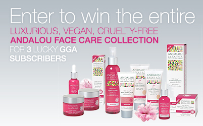 Enter To Win This Luxe Vegan Skin Care Range!