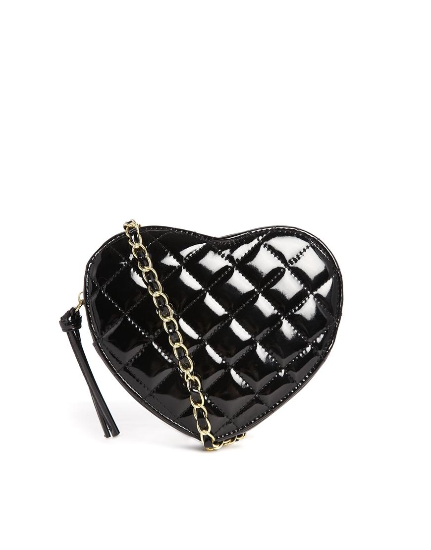 Asos Heart Bag, $20 @asos.com