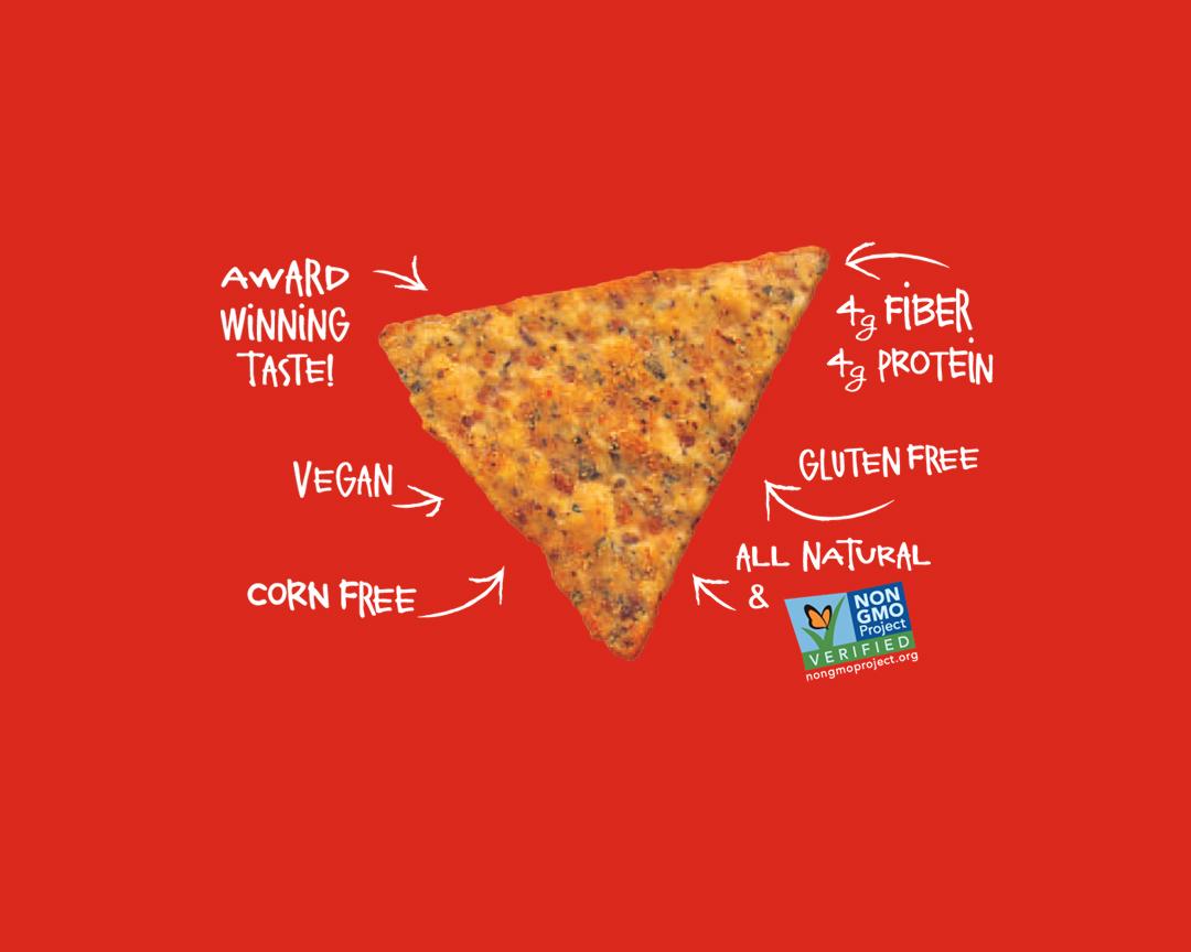 The Best Vegan Gluten Free Healthy Chips In The World