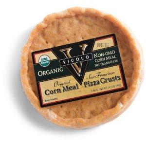 Vicolo Cornmeal Pizza Crusts - non gmo