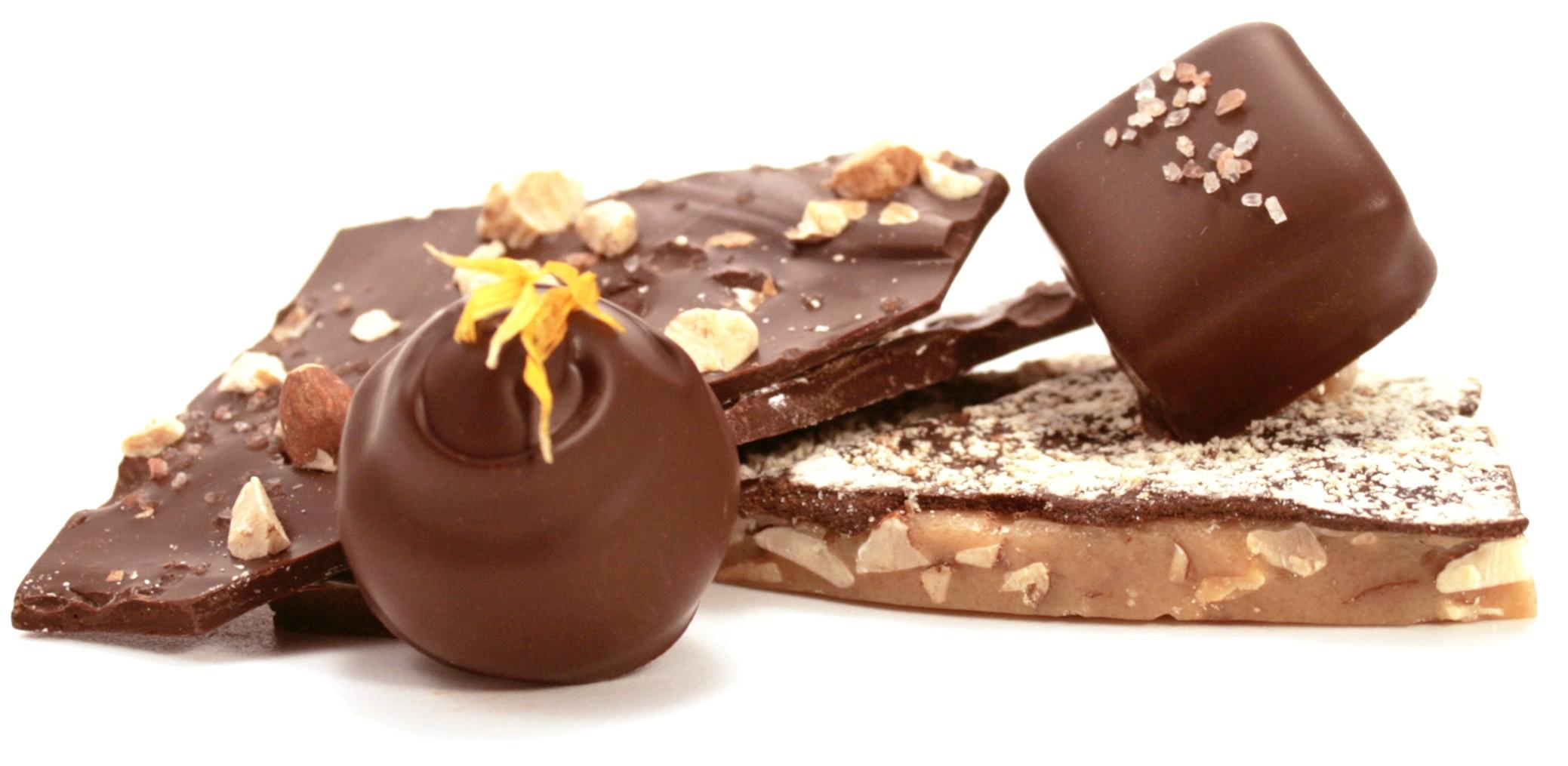 Allison's Gourmet Fair Trade Chocolates, $52