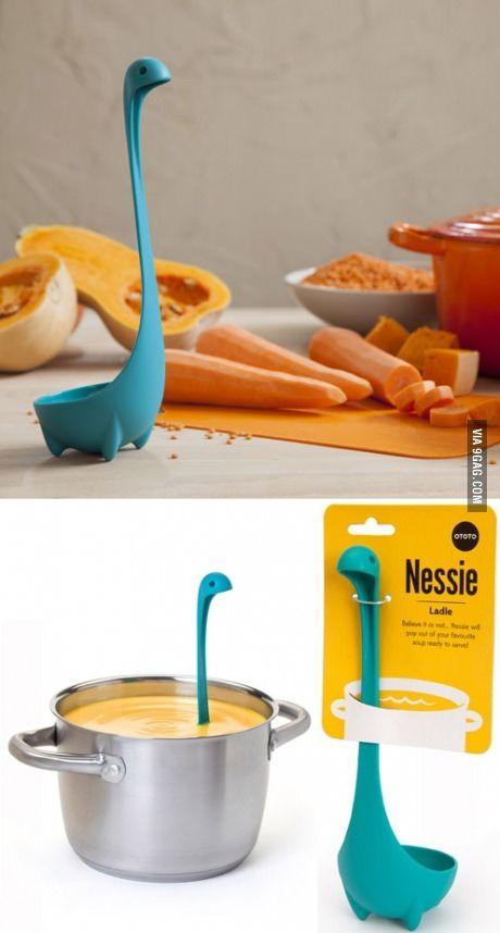 Nessie Soup Ladle, $20.99