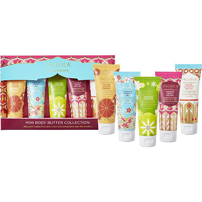 Pacifica Mini Body Butter Collection, $22