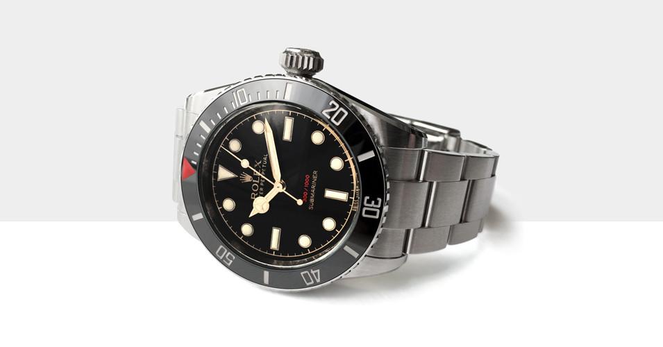 Tempus Machina Bespoke Rolex, $25,000